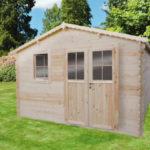 Brico depot cabane de jardin