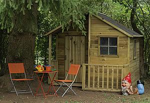 cabane a jardin