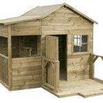 Cabane de jardin enfant en bois