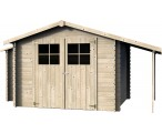 Cabane de jardin mr bricolage
