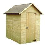 Cabane de jardin pas cher en bois