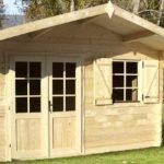 Cabane de jardin permis de construire