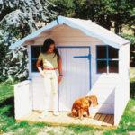 Cabane de jardin pour enfant pas cher