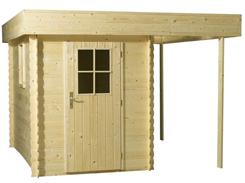cabane jardin castorama. Black Bedroom Furniture Sets. Home Design Ideas