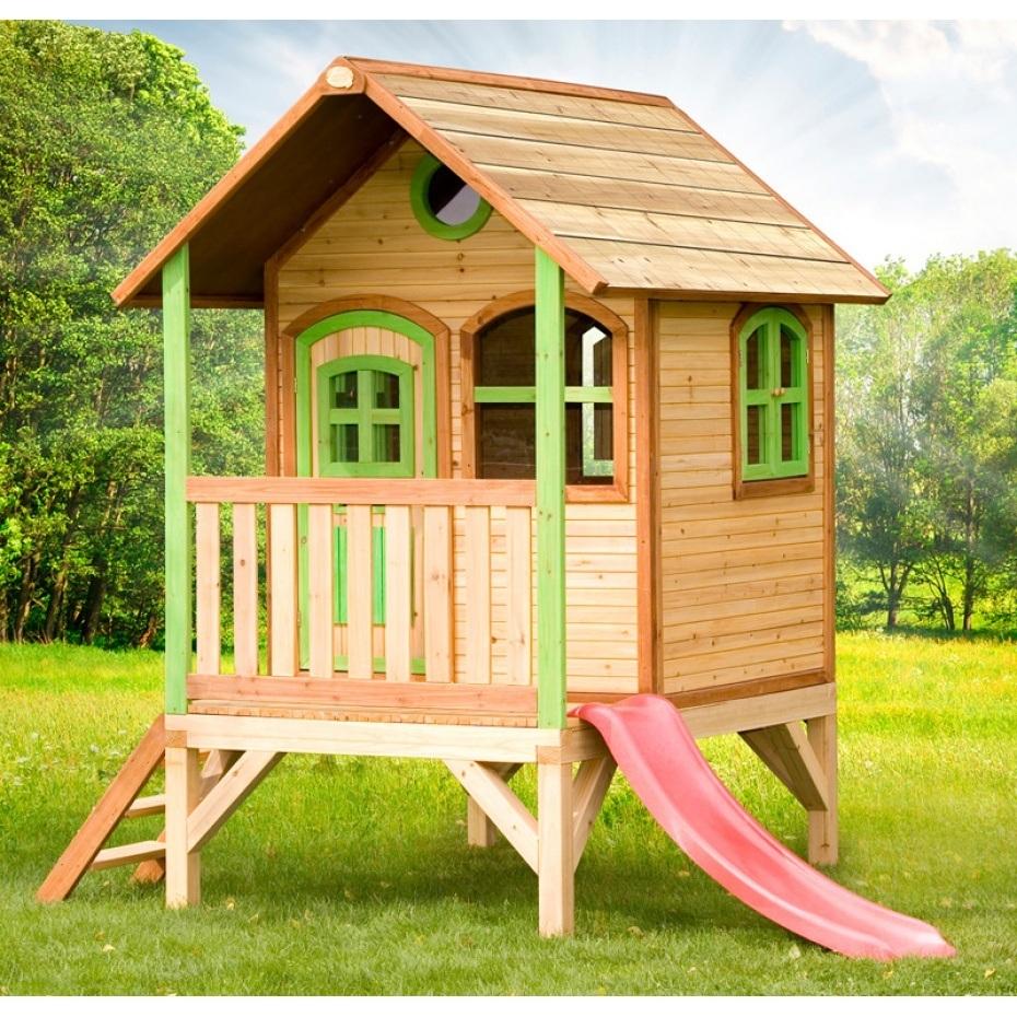 cabane jardin enfant bois