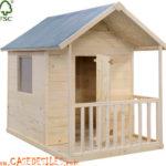 Cabane jardin enfant pas cher