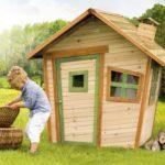 Cabane jardin pour enfants