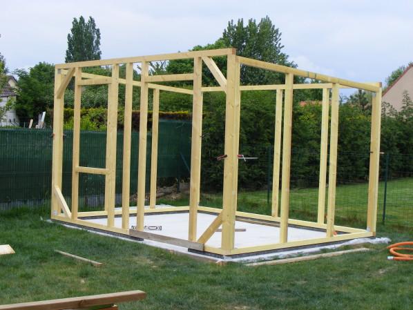 construire cabane de jardin