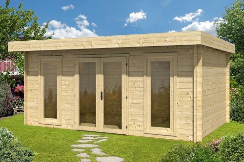 Grande cabane de jardin for Cabane a jardin