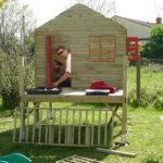 Plan cabane de jardin enfant