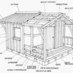 Plan cabane jardin