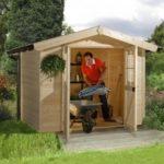 Reglementation cabane de jardin